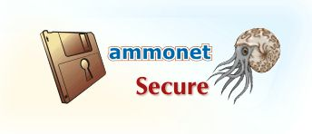 ammonet Secure credit card and cheque secure data transfer